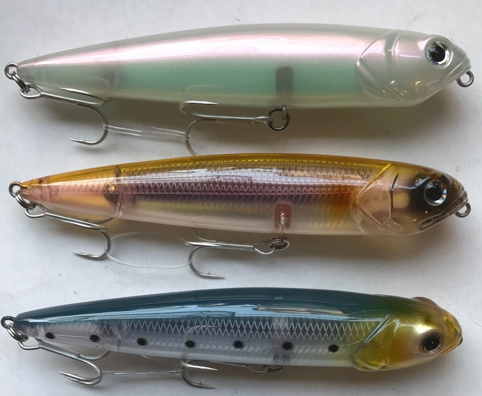 HTO Climax Bass Fishing Surface Lure Topwater Bass Lure 113mm 16 2g